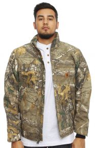 Carhartt Clothing, Quick Duck Camo Traditional Jacket