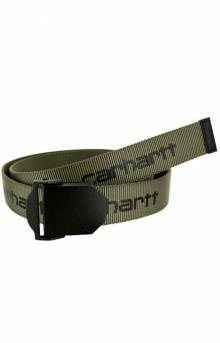 Signature Webbing Belt - Army