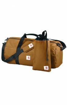 Carhartt, Trade Series Medium Duffel Bag + Utility Pouch - Carhartt Brown