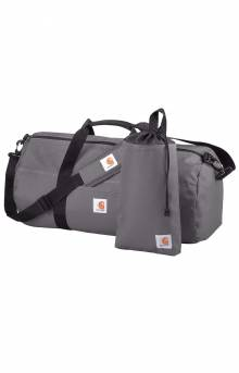 Trade Series Medium Duffel Bag + Utility Pouch - Grey
