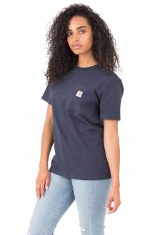 (103067) WK87 Workwear Pocket T-Shirt - Navy