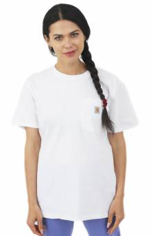 (103067) WK87 Workwear Pocket T-Shirt - White