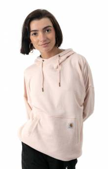 (103591) Newberry Pullover Hoodie - Rose Smoke
