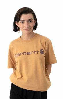 (103592) WK195 Workwear Logo T-Shirt - Yellowstone Heather