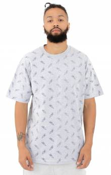 All Over Carrots T-Shirt - Oxford