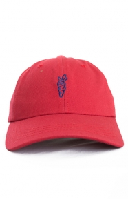 Carrots Clothing, Carrot Dad Hat - Red