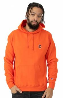 Champion Block C Pullover Hoodie - Orange