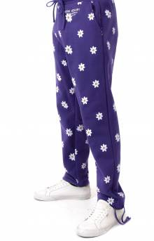 Daisy Woodmark Sweatpants - Purple