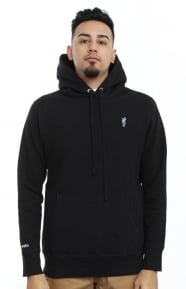 Carrots Clothing, One Hit Pullover Hoodie - Black