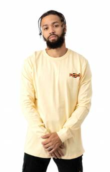 Peace Of Candy L/S Shirt - Ivory