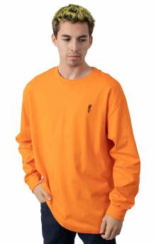 Signature Carrot L/S Shirt - Orange