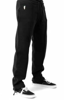 Signature Carrot Sweatpants - Black