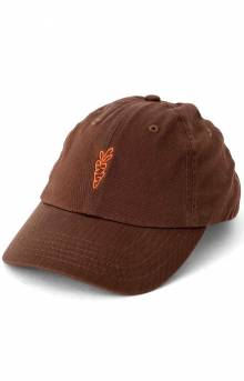 Signature Dad Hat - Brown