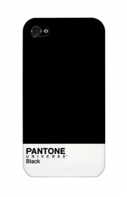 iPhone 4/4S case - Black