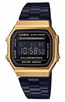 A168WEGB-1B Watch - Gold