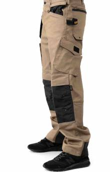 H2O Defender Trousers - Dark Sand Graphite