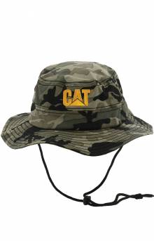 Trademark Safari Cap - Night Camo
