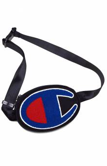 (CH1056) Prime Waist Pack - Black/Blue