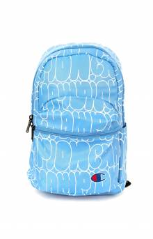 (CH1067 ) Mini Supercize Cross Over Backpack - Blue