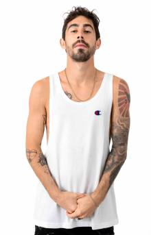 Heritage Muscle Tank - White