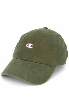 Classic Twill Adjustable Cap - Green