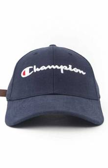 Classic Twill Hat - Navy