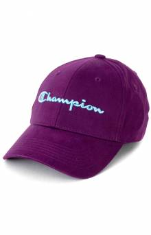 Classic Twill Hat - Venetian Purple