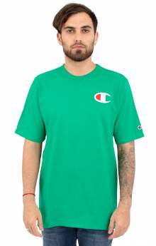 Heritage C Logo T-Shirt - Kelly Green