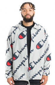 Reverse Weave French Terry Jacket - Print