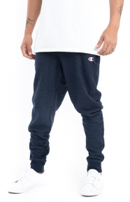 Reverse Weave French Terry Sweatpants - Navy