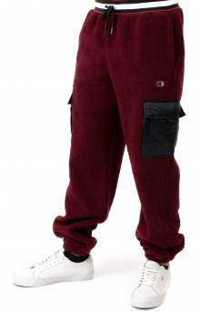 Champion Life, Sherpa Utility Pant - Mulled Berry/Black
