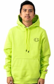 Champion LIFE, Super Fleece 2.0 Pullover Hoodie - Neon Light