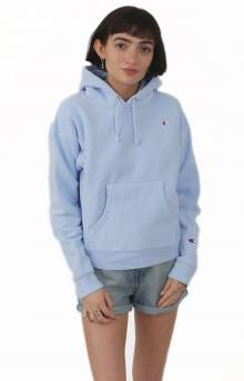 66b7833e1eb Champion LIFE Women s Garment Dyed RW Pullover Hoodie - Ocean Front Blue