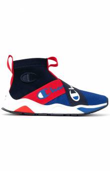 Rally Pro Shoes - Navy/Surf The Web