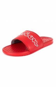 Super Slides Split Script Slides - Red