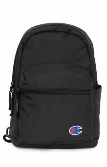 Supercize Mini Crossover Backpack - Black