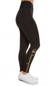Absolute Tights - Black/Gold