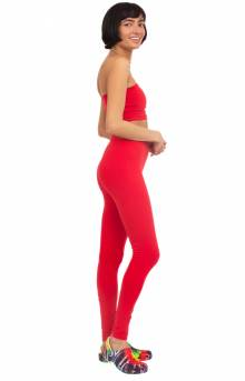 Everyday Leggings - Red
