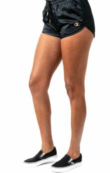 Satin Short - Black