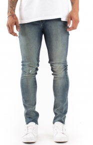 Cheap Monday Clothing, Tight Jeans - Grind Blue