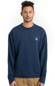 Cheap Monday Clothing, Victory Now Sweater - Navy