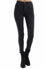 Cheap Monday Womens Clothing, High Spray Jeans - Crow