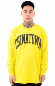 Arc L/S Shirt - Yellow
