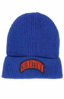 Arch Beanie - Royal Blue
