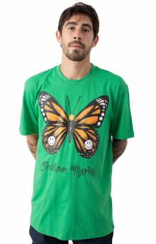 Butterfly T-Shirt - Green