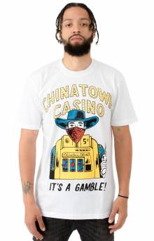 Casino T-Shirt - White