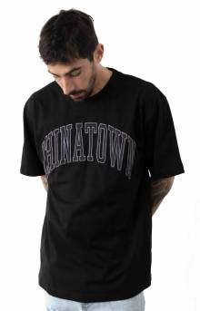 Corduroy T-Shirt - Black
