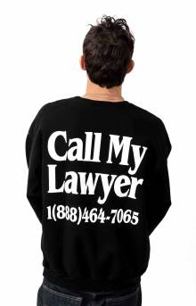 Legal Services Crewneck