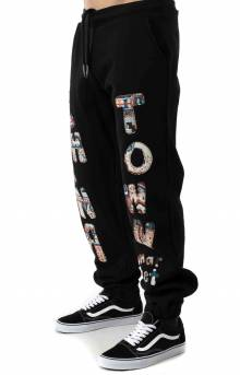 Patchwork Sweatpant