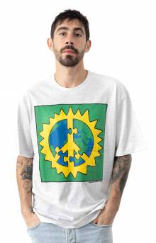 Peace It T-Shirt - White